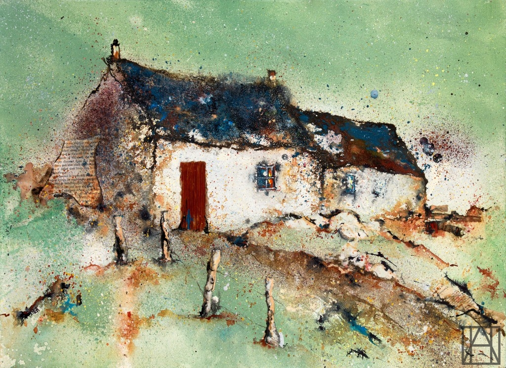 Cottages-Isle of Lewis